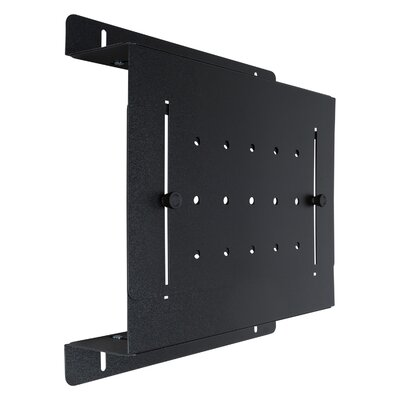 10 H x 5 W Desk CPU Holders Finish: Black