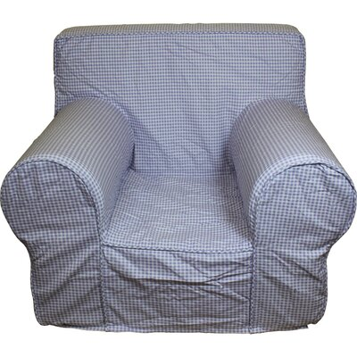 Kids Box Cushion Armchair Slipcover