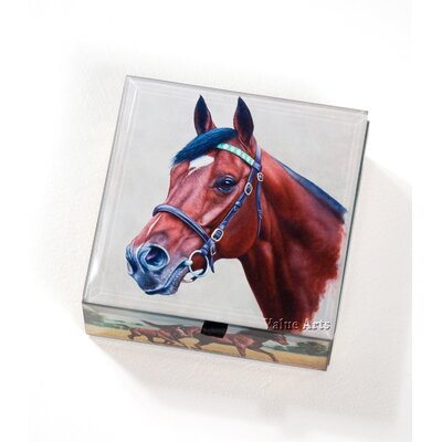 Horse Keepsake Accessory Box 53697