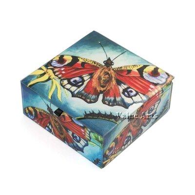Butterfly Keepsake Accessory Box 53691