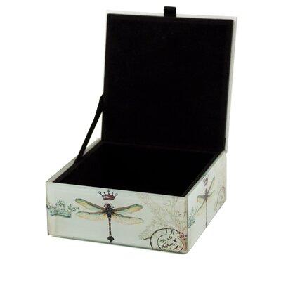 Dragonfly Treasure Box 4298
