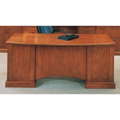 Belmont Executive Desk Finish: Executive Cherry Product Picture 71