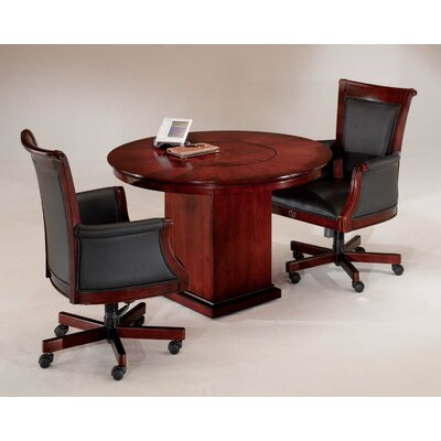 Del Mar Circular Conference Table Size: 4 Diameter