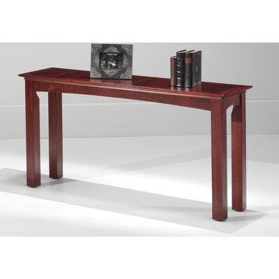 Del Mar Console Table