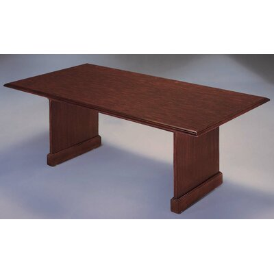 Governors Rectangular Conference Table Size: 8 L