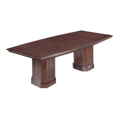 Oxmoor 8 Boat Shaped Conference Table