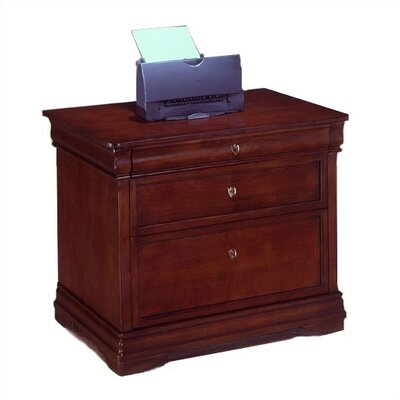 Knickerbocker 2 Drawer Filing Cabinet