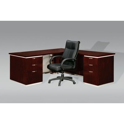 Check out the Left Executive Desk Product Photo