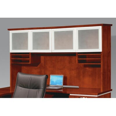 Pimlico 42 H x 66 W Desk Hutch Finish: Brown Cherry Veneer