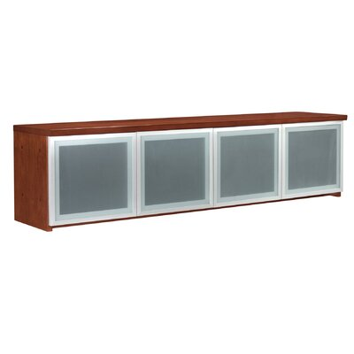 Pimlico 18 H x 70 W Desk Hutch Finish: Brown Cherry Veneer