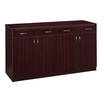 Fairplex Sideboard Color: Mocha