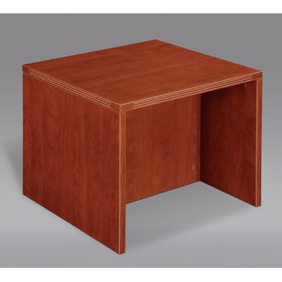 Fairplex End Table Finish: Cognac Cherry