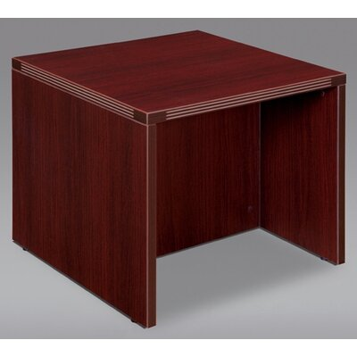 Fairplex End Table Color: Mahogany