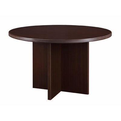 Fairplex Circular Conference Table Size: 4 L Diameter