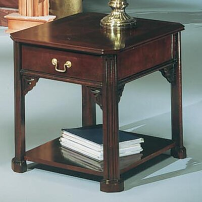 Governors 26 Rectangular End Table
