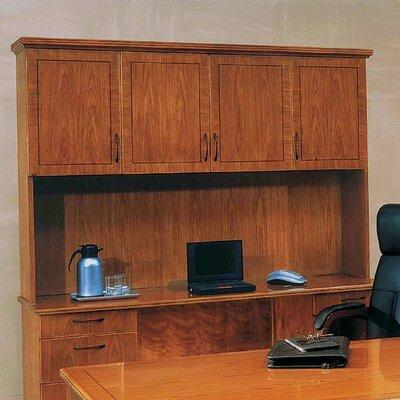 Belmont 50 H x 72 W Desk Hutch Finish: Executive Cherry