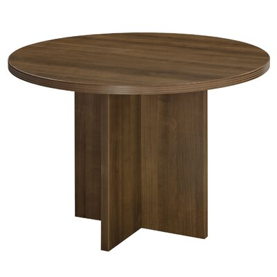 Fairplex Circular Conference Table Size: 42 W x 42 D