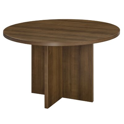 Fairplex Circular Conference Table Size: 47 W x 47 D