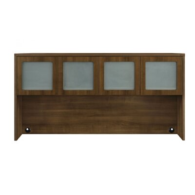 Fairplex 36 H x 71 W Desk Hutch (Set of 2)