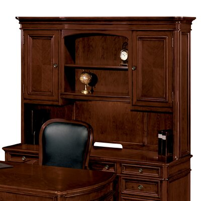 Walden Overhead Storage Desk Office Suite