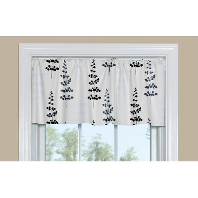 Floating Petals 50 Curtain Valance