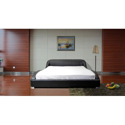 Bainbridge Upholstered Platform Bed Size: King