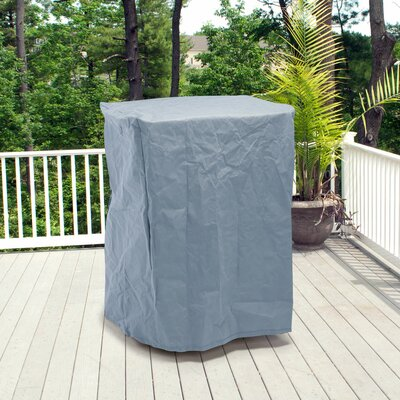 All-Seasons Square Smoker Grill Cover Color: Blue