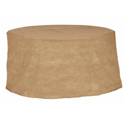 Chelsea Round Patio Table Cover Size: 48 W x 48 D