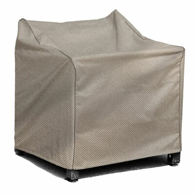 BudgeIndustries English Garden Outdoor Chair Cover Size: 31