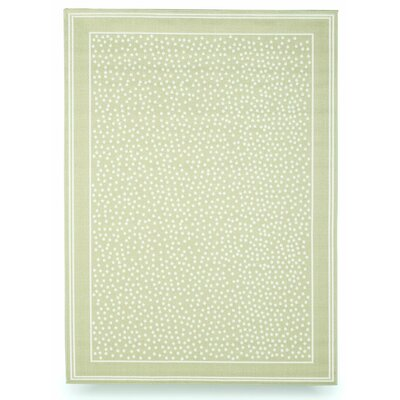 Twilight Sage Green Indoor/Outdoor Area Rug Rug Size: 5 x 7
