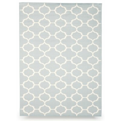 Winchester Slate Gray Indoor/Outdoor Area Rug Rug Size: 8 x 10