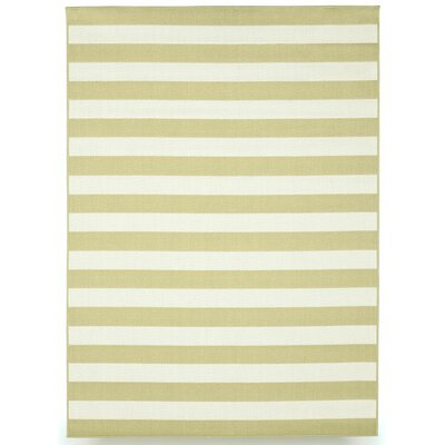Naples Sage Green Indoor/Outdoor Area Rug Rug Size: Rectangle 8 x 10