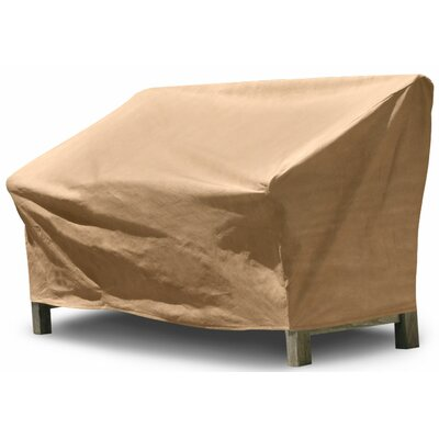 Chelsea Outdoor Loveseat Cover Size: 37 H x 56 W x 37 D
