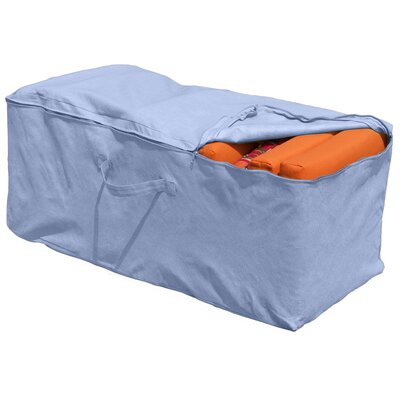 All-Seasons Cushion Storage Bag Color: Blue