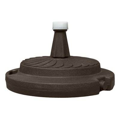 Resin Free-Standing Umbrella Base Color: Bronze