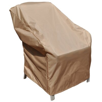 Chelsea Outdoor Chair Cover Size: 36 H x 36 W x 36 D