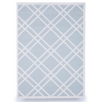 Maverick Slate Gray Indoor/Outdoor Area Rug Rug Size: 5 x 7
