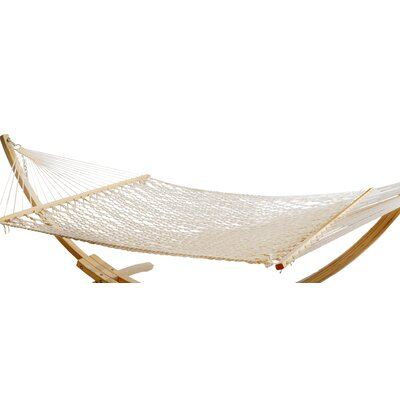 Rope Polyester Hammock Size: 65 W