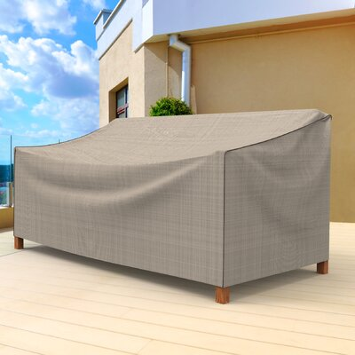 English Garden Outdoor Sofa Cover Size: 37 H x 79 W x 37 D