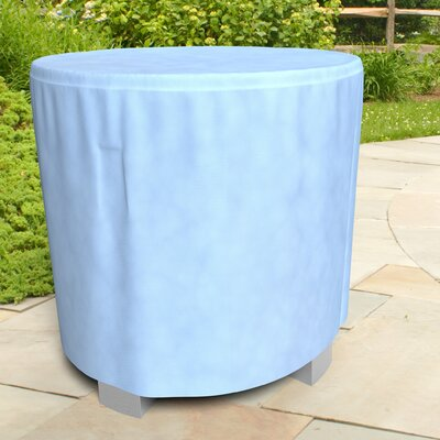 All-Seasons Patio Bar Table Cover Color: Blue