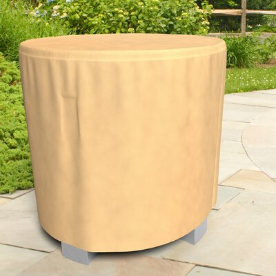 All-Seasons Patio Bar Table Cover Color: Tan