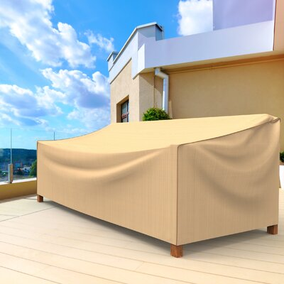 Chelsea Outdoor Sofa Cover Size: 39 H x 79 W x 41 D