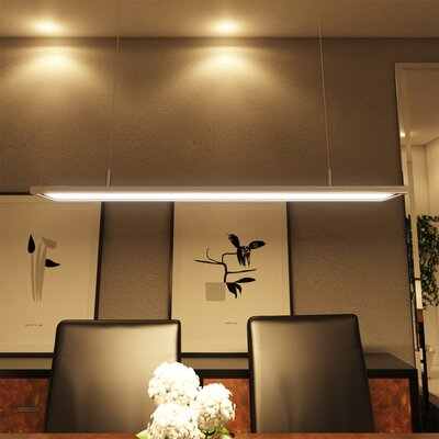 Armaz 4-Light LED Geometric Pendant