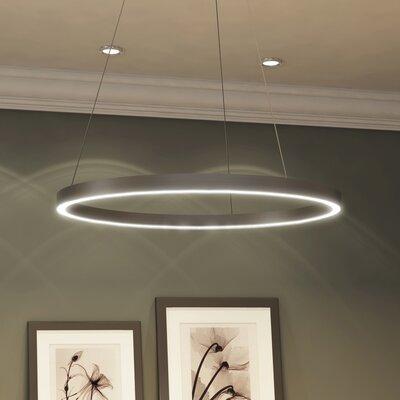 Chifdale Orbicular 1-Light LED Pendant