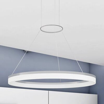 Chifdale Orbicular 3-Light LED Geometric Pendant