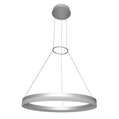 Tania Orbicular 3-Light LED Geometric Pendant