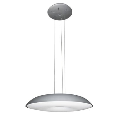Alcyone Halo 4-Light LED Inverted Pendant
