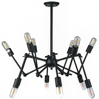 Ducote 12-Light Cluster Pendant