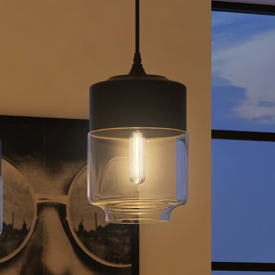 Delphinus 1-Light Mini Pendant