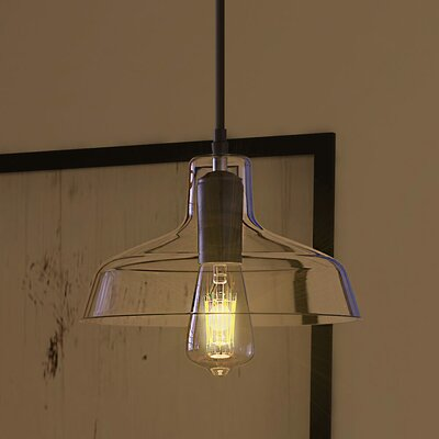 Janesville 1-Light Wire Mini Pendant